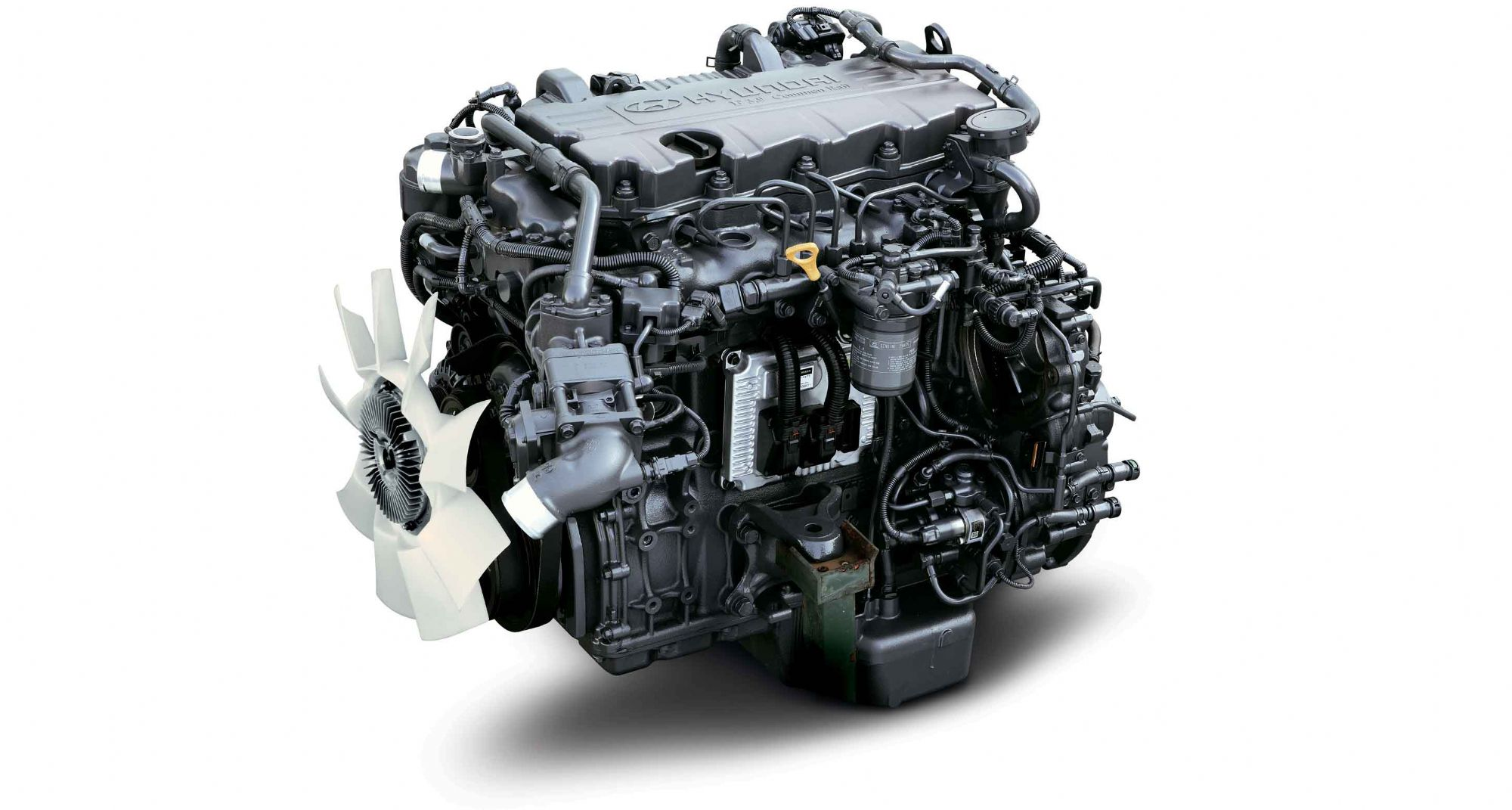 Hyundai Truck Motor Photo HD