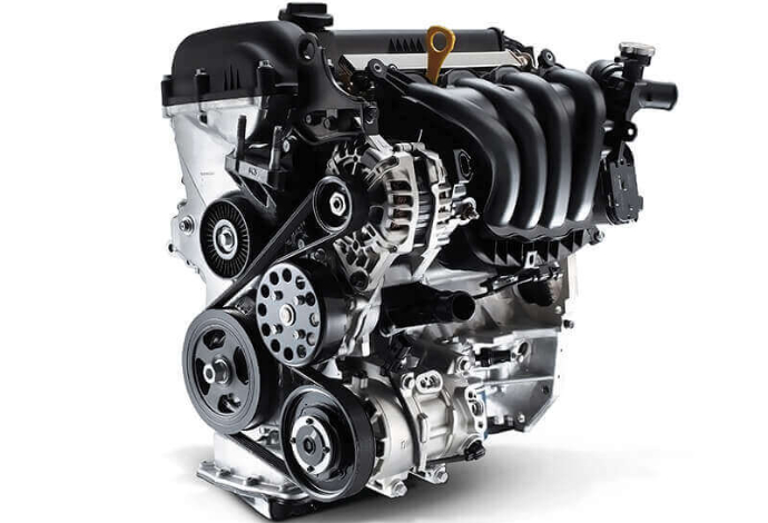 Hyundai Accen Engine 1.6