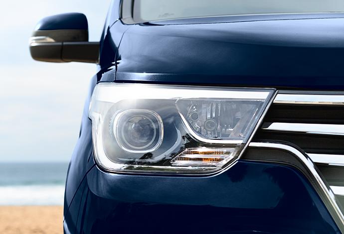Hyundai H1 Lights
