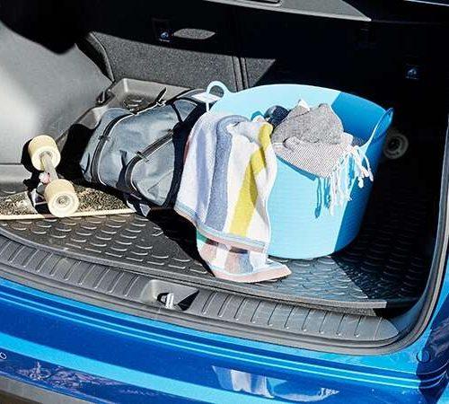 Hyundai Tucson Boot