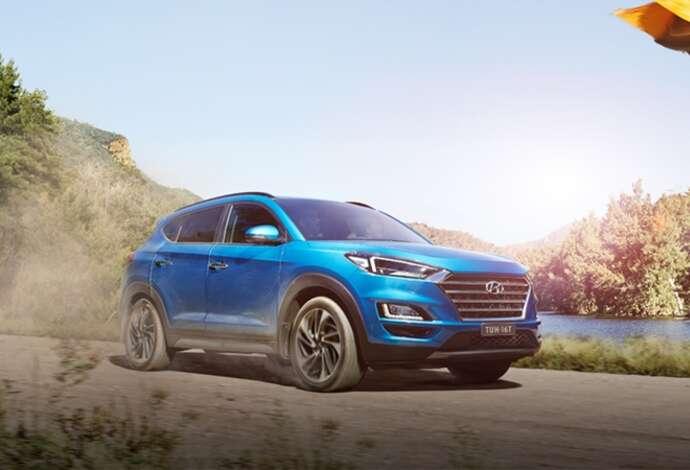 Hyundai Tucson ATS Dial