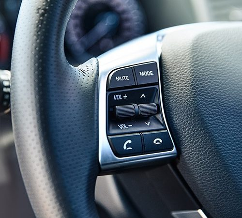 Wheel controls