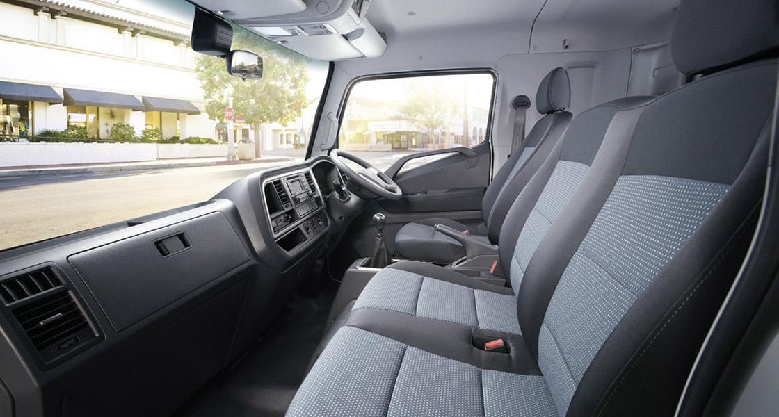 Hyundai QT Interior photo