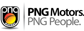 PNG Motors Logo
