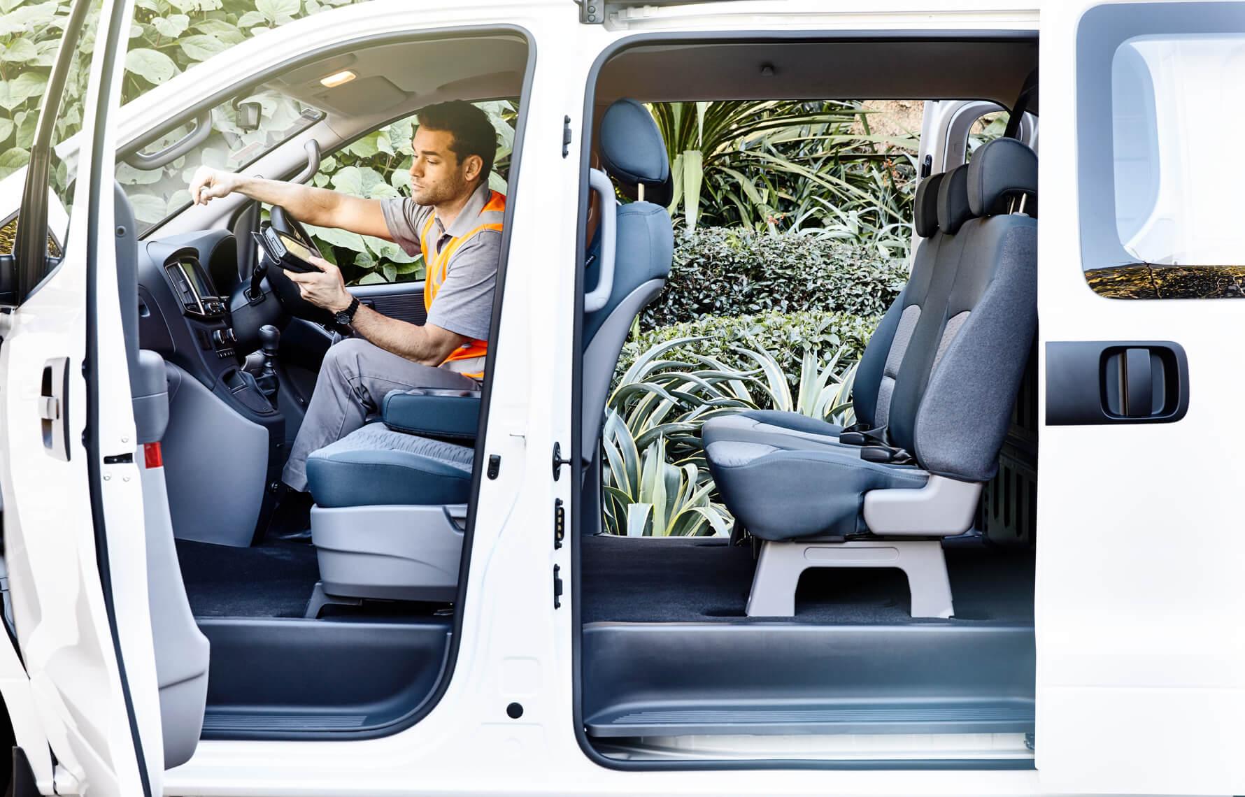 Hyundai iLoad Key Feature