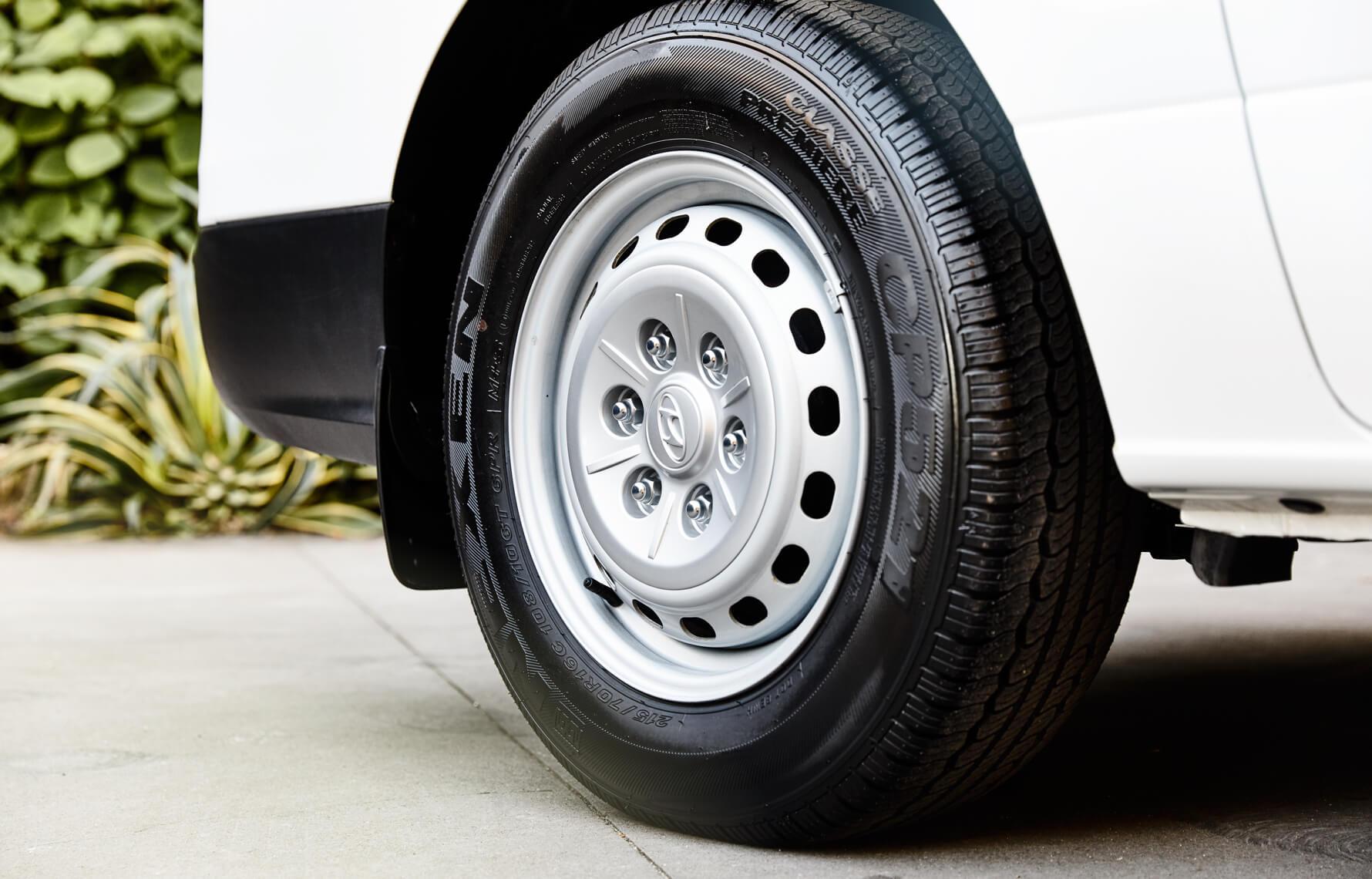 Hyundai iLoad Steel Wheels