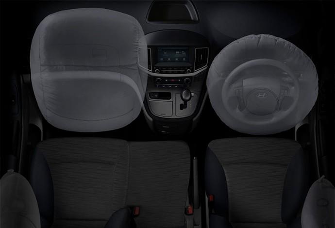 Hyundai iLoad Airbags