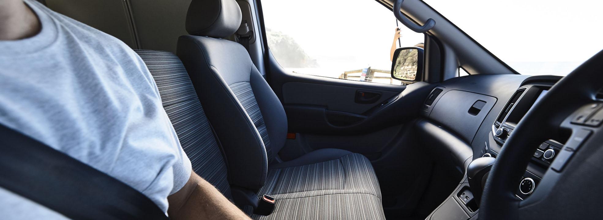 Hyundai iLoad Interior